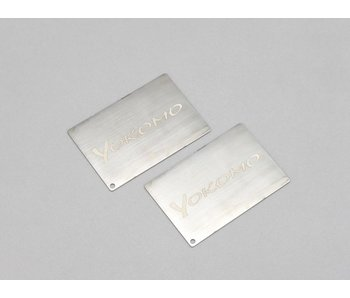 Yokomo Racing Battery Weight 25g (2pcs)
