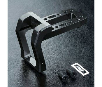 MST RMX 2.0 Alum. Head Mount / Black