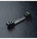 MST Aluminium Suspension Mount -2.0 / Color: Black