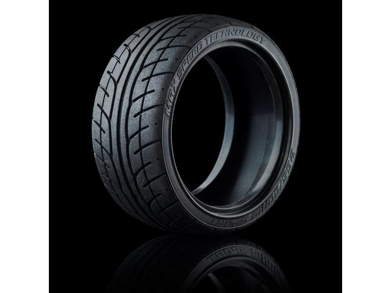 MST AD Realistic Tire (4pcs)