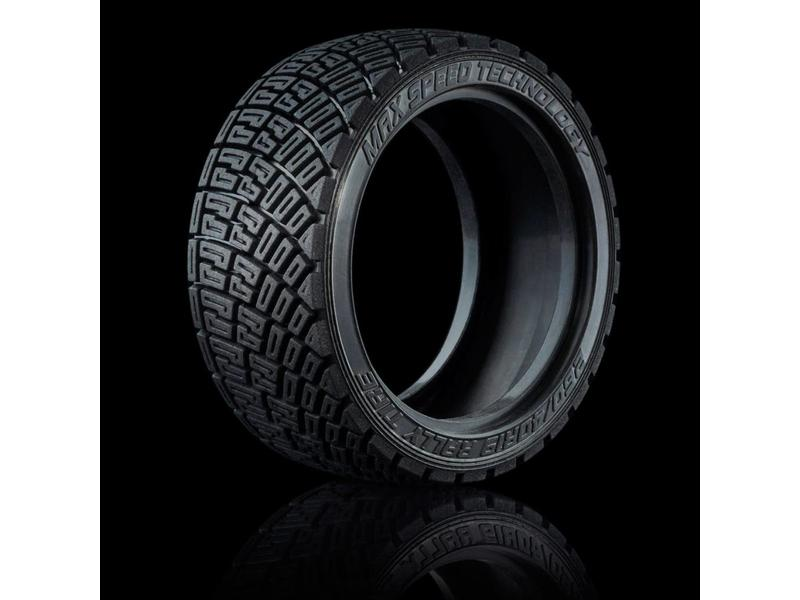 MST LTX Rally Realistic Tire (4pcs)