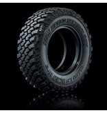"MST KM Crawler Tire 30x90 - 1.9"" (soft-30°) (2pcs)"