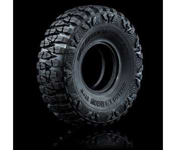 """MST MG Crawler Tire 40x120-1.9"""" (2) - DISCONTINUED"""