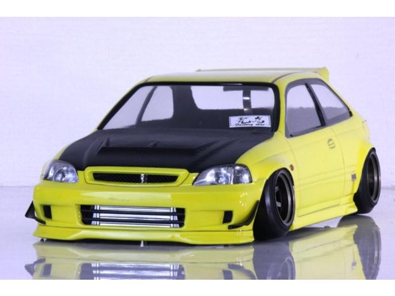 Pandora RC PAB-2188 - Honda Civic Type-R (EK9)