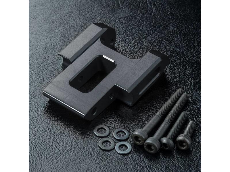 MST RRX 2.0 Aluminium Rear Connector / Color: Black