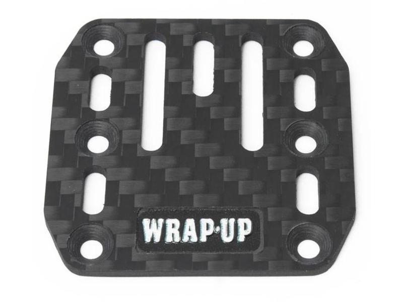 WRAP-UP Next 0397-FD - Carbon ESC Plate