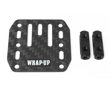 WRAP-UP Next Carbon ESC Plate & SP Multi Post