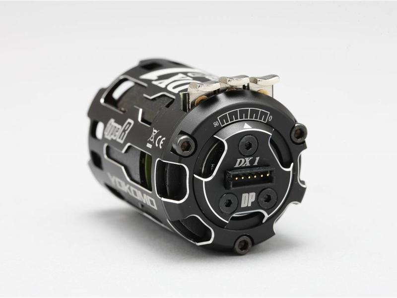 Yokomo RPM-DX105R - DX1R (High RPM) Brushless Motor 10.5T