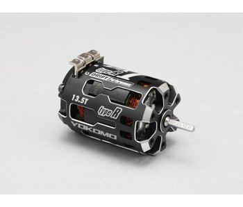 Yokomo DX1R (High RPM) Brushless Motor 13.5T