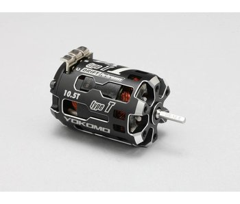 Yokomo DX1T (High Torque) Brushless Motor 10.5T