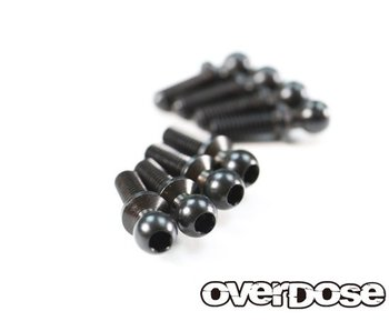Overdose Ball Stud φ4.3x8mm for Vacula, Divall (8)