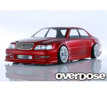 Overdose Toyota Cresta JZX100 Clear Body