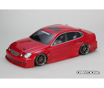 Overdose Toyota Aristo JZS161 Sessions Ver. Clear Body