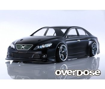 Overdose Toyota Mark X GRX130 ST-Garage Ver. Clear Body