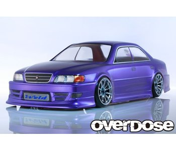 Overdose Toyota Chaser JZX100 Clear Body