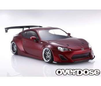 Overdose Scion Weld FR-S Clear Body