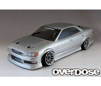 Overdose Toyota Mark II JZX90 Clear Body