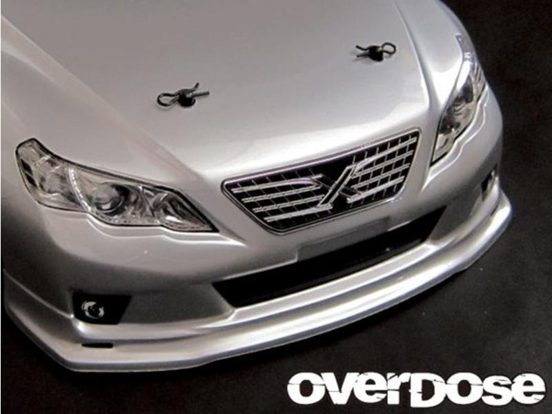 Overdose 3D Graphic Series Light & Emblem Set for OD Toyota Mark X