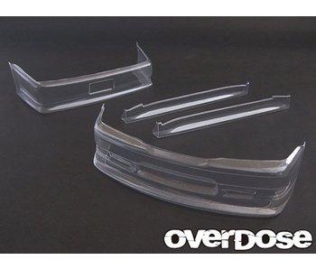 Overdose Aero Parts Kit for OD Toyota Cresta JZX100