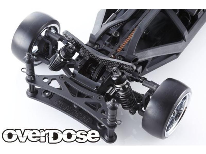 Overdose XEX Vspec. 4WD Drift Car Chassis Kit