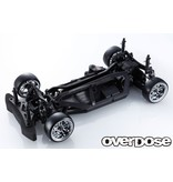 Overdose XEX Spec.R 2WD Drift Car Chassis Kit