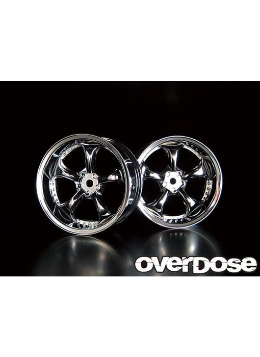 Overdose Work VS KF / Chrome / 5mm (2)