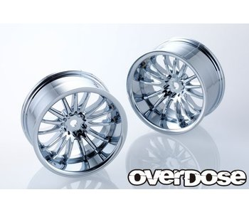 Overdose Work XSA 05C / Chrome / 7mm (2)