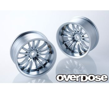Overdose Work XSA 05C / Matte Chrome / 7mm (2)