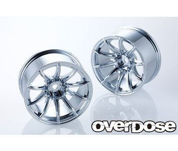 Overdose Rays Gram Lights 57Transcend / Chrome / 7mm (2)