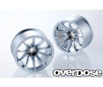 Overdose Rays Gram Lights 57Transcend / Matte Chrome / 7mm (2)