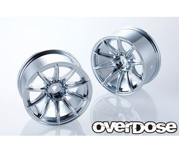 Overdose Rays Gram Lights 57Transcend / Chrome / 5mm (2)