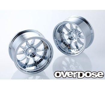 Overdose SSR Professor SP3 / Chrome / 9mm (2)