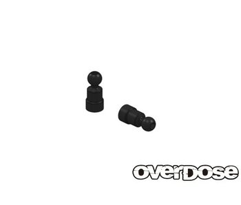 Overdose Shock End Ball φ4.8x11mm (2)
