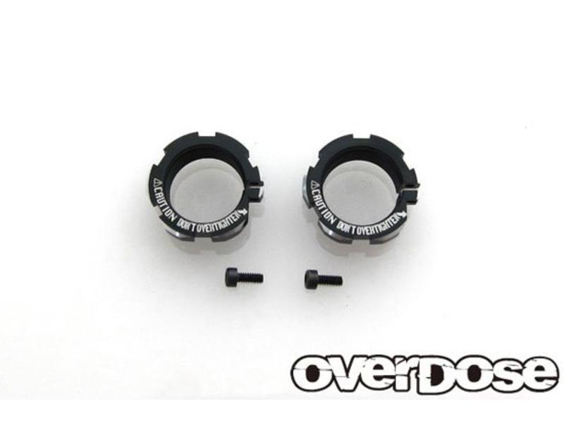 Overdose Aluminum Shock Adjust Nut for HG Shock (2pcs)