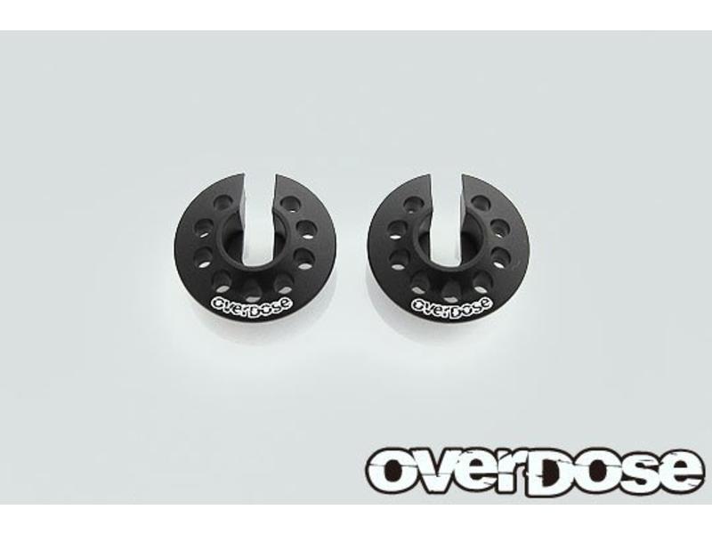 Overdose Aluminum Spring Retainer for HG Shock Spec.2 (2pcs)