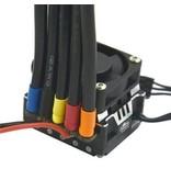 RC OMG POLARIS-DR120A-X3/4.0 - Polaris DR120A-X3 V4.0 ESC - Black