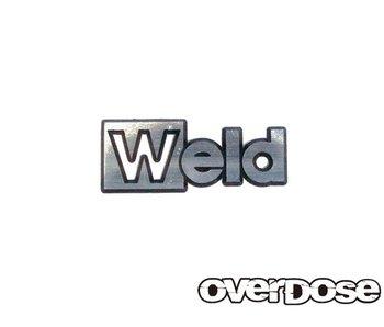 Overdose Emblem Weld Square Logo Type