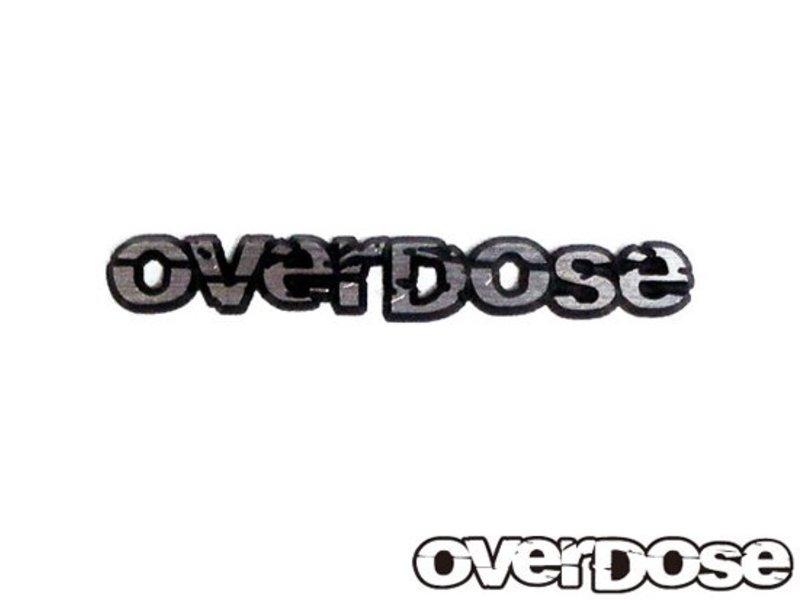 Overdose Emblem OVERDOSE Letter Type