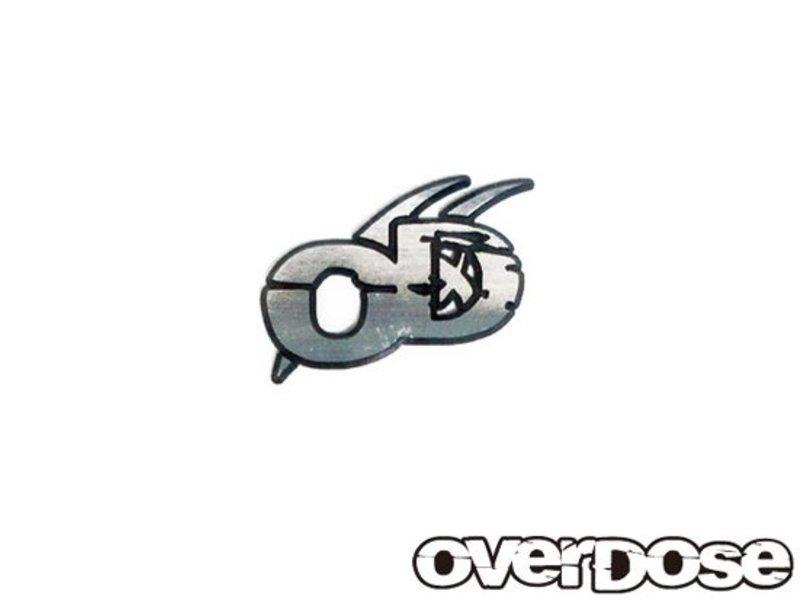 Overdose Emblem OVERDOSE Logo Type