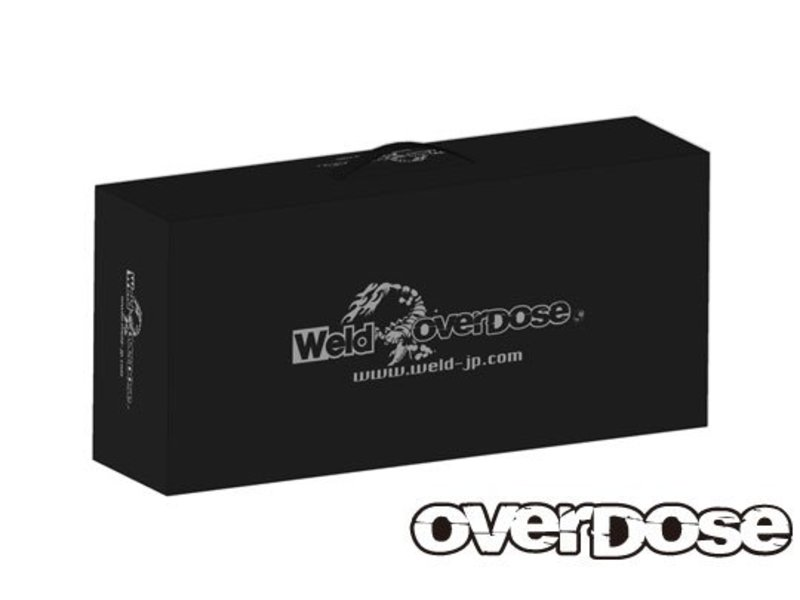 Overdose RC Carrying Box (3 set)