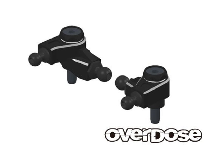 Overdose Aluminum Rocker Arm for GALM / Color: Black