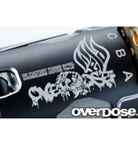Overdose Factory Tuned Spec. Brushless Motor Ver3. / Turns: 10.5T / Color: Black