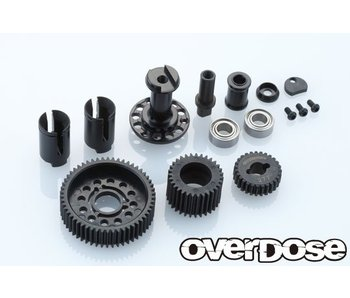 Overdose Gear Drive Set for OD2588