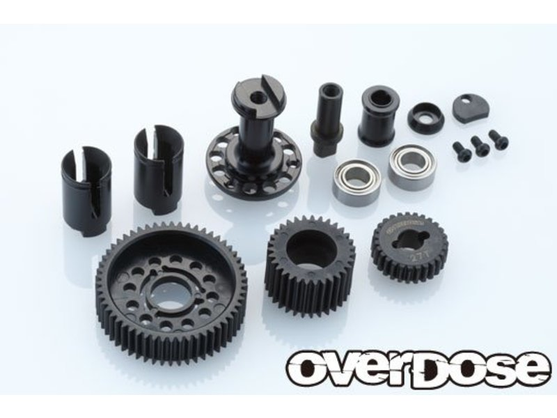 Overdose Gear Drive Set for OD2588