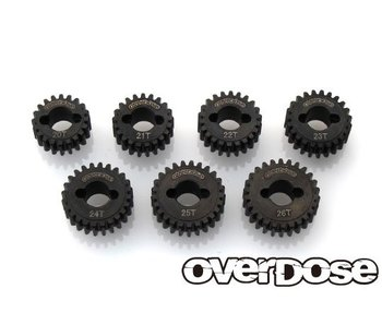 Overdose Counter Gear Low Gear Set (20T-26T) for XEX