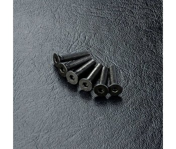 MST Countersunk Screw M2.5x12mm (6)