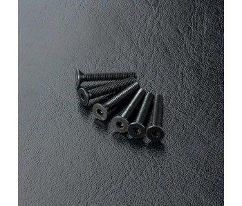 MST Countersunk Screw M2.5x16mm (6)