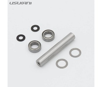 Usukani Top Shaft for Front Wheel