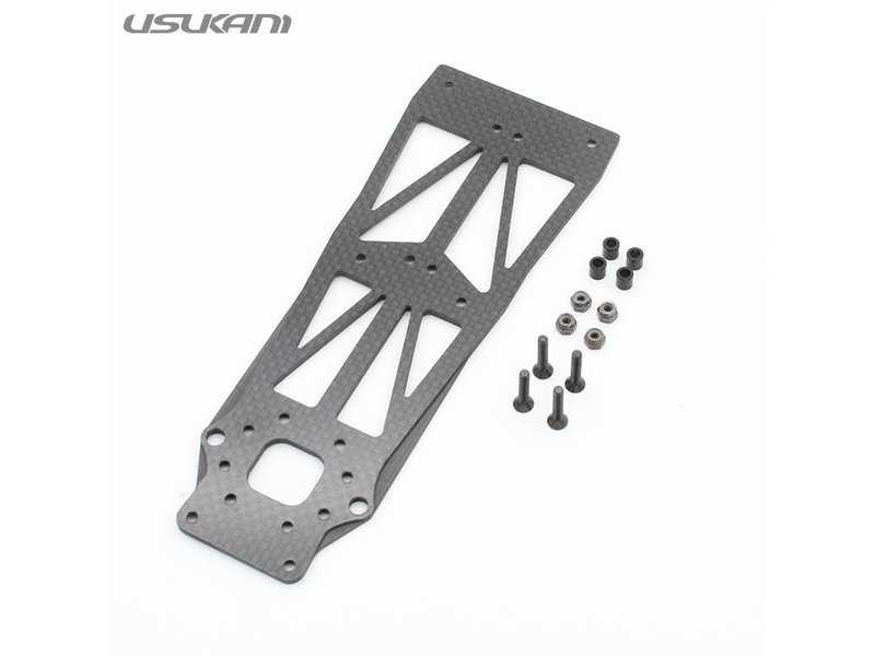 Usukani D3T-OP01 - Carbon Chassis for Usukani D3T