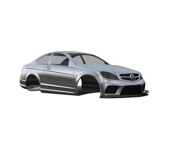 Rc Arlos Mercedes C63 AMG Clear Body